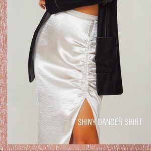 BB Dakota Shiny Dancer Skirt